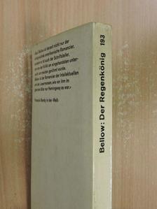 Saul Bellow - Der Regenkönig [antikvár]