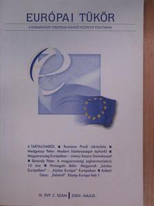 Ankerl Géza - Európai tükör 2004. május [antikvár]