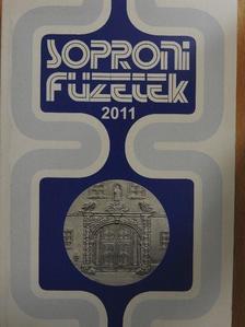 Andrássy Péter - Soproni füzetek 2011. [antikvár]