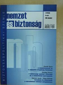 Csicsmann László - Nemzet és biztonság 2008. december [antikvár]