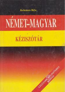 KELEMEN BÉLA - Német-magyar kéziszótár [antikvár]