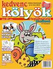 CSOSCH KIADÓ - Kedvenc Kölyök Foglalkoztató kicsiknek 15.