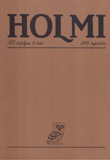 Réz Pál - HOLMI 2009. augusztus [antikvár]