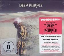 Deep Purple - WHOOSH! CD+DVD DEEP PURPLE