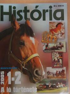 Babucs Zoltán - História 2005/1-2. [antikvár]