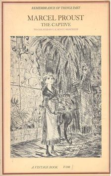 Marcel Proust - The Captive [antikvár]