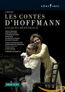 Offenbach - LES CONTES D'HOFFMANN DVD GUINGAL