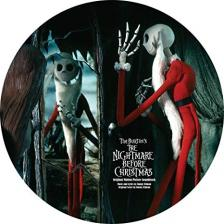 DANNY ELFMAN - THE NIGHTMARE BEFORE CHRISTMAS 2P - PICTURE DISC
