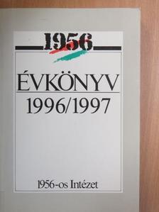 Alekszandr Kirov - 1956 Évkönyv 1996/1997. [antikvár]