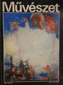 Aradi Nóra - Művészet 1980. június [antikvár]