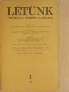 Alain Lipietz - Létünk 1990. január-december [antikvár]