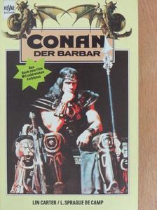 Lin Carter - Conan der Barbar [antikvár]