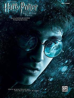 HOOPER - HARRY POTTER AND THE HALF-BLOOD PRINCE. SELECTIONS EASY PIANO. ARR. DAN COATES