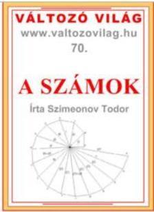 Dr. Szimeonov Todor - A számok