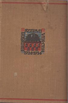 Kovács László - Az Erdélyi Helikon íróinak anthologiája 1924-1934 [antikvár]