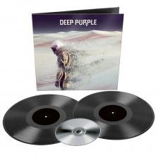 Deep Purple - WHOOSH! 2LP+DVD DEEP PURPLE