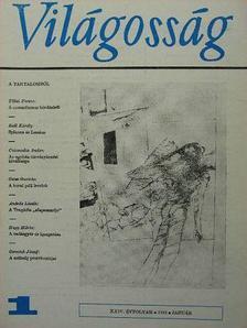 András László - Világosság 1983. január [antikvár]