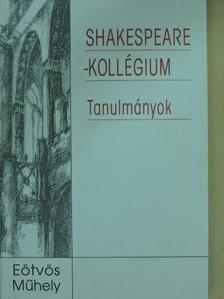 Gellért Marcell - Shakespeare-kollégium [antikvár]