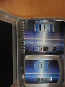L. Ron Hubbard - The Command of Theta - 11 CD-vel [antikvár]