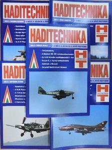 Babos László - Haditechnika 2007. (nem teljes évfolyam) [antikvár]