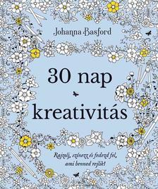Johanna Basford - 30 nap kreativitás