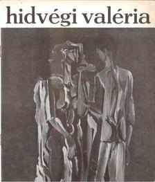 LOSONCI MIKLÓS - Hidvégi Valéria festőművész kiállítása [antikvár]