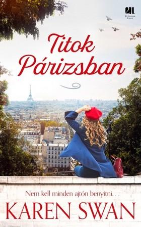 Karen Swan - Titok Párizsban [eKönyv: epub, mobi]