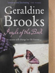 Geraldine Brooks - People of the Book [antikvár]