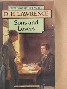 D. H. Lawrence - Sons and Lovers [antikvár]