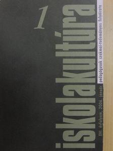 Bajzát Tünde - Iskolakultúra 2006. január [antikvár]