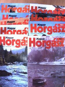 Dr. Tahy Béla - Magyar Horgász 1990. (nem teljes évfolyam) [antikvár]