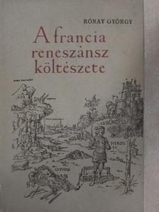 Antoine Heroet - A francia reneszánsz költészete [antikvár]