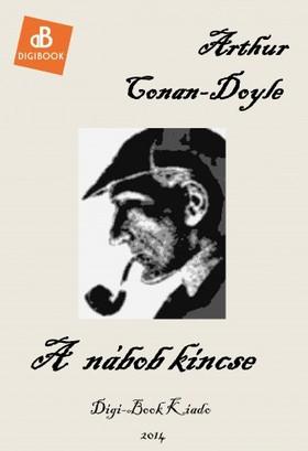 Arthur Conan Doyle - A nábob kincse [eKönyv: epub, mobi]