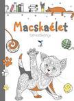 Macskaélet - színezõkönyv