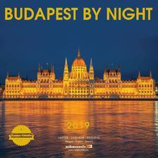 SmartCalendart Kft - Naptár 2019 Budapest by Night 30x30 cm