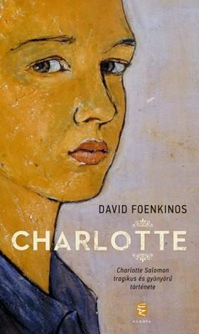 David Foenkinos - Charlotte [eKönyv: epub, mobi]