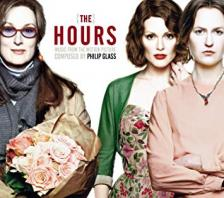 PHILIP GLASS - THE HOURS CD MUSIC FROM THE MOTION PICTURE