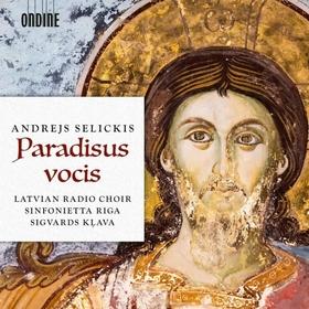 SELICKIS - PARADISUS VOCIS CD KLAVA