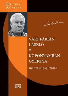 Vári Fábián László - Koponyámban gyertya