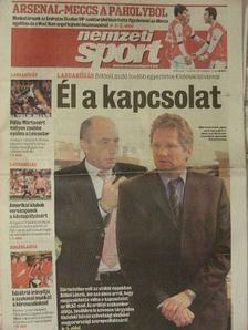 Pajor Gyulai László - Nemzeti Sport 2008. I. félév január-június [antikvár]