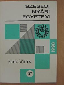Báthory Zoltán - Szegedi Nyári Egyetem 1990 [antikvár]