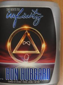 L. Ron Hubbard - The Route to Infinity - 7 db CD-vel [antikvár]