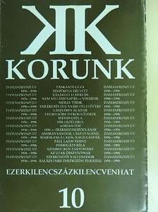 Adrian Pop - Korunk 1996. október [antikvár]