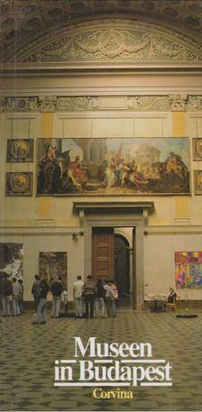 VADAS JÓZSEF - Museen in Budapest [antikvár]