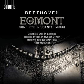 BEETHOVEN - EGMONT OP.84 CD HAKKINEN
