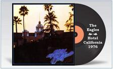 Eagles - HOTEL CALIFORNIA LP EAGLES