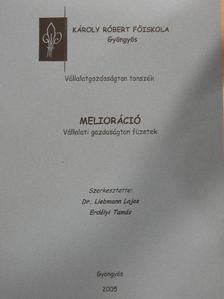 Melioráció [antikvár]