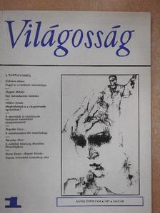 Balázs György - Világosság 1987. január [antikvár]