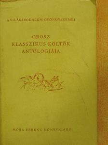 Afanaszij Fet - Orosz klasszikus költők antológiája [antikvár]