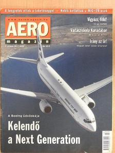 Csáki Imre - Aero Magazin 2002. február [antikvár]